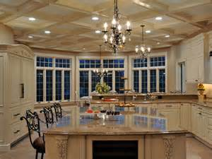 Large Kitchen Plans Interior Design Large Kitchen