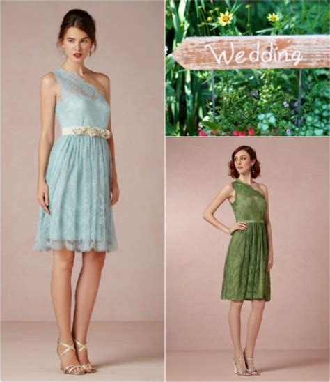 garden wedding bridesmaid dresses rustic wedding chic
