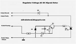 Solusi Battery  Membuat Kiprok Motor Ac Dc Standar
