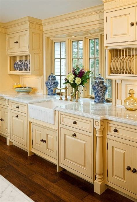 butter yellow kitchen cabinets 17 best ideas about yellow kitchen accents on 5005