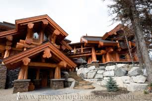 large log cabin floor plans pioneer log homes of bc 404 page not found pioneer