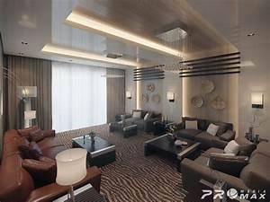 Apartment Modern 2 Living Room 1 Interior Design Ideas