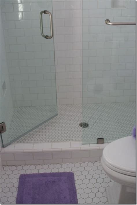 the overwhelmed home renovator bathroom remodel subway