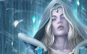 Crystal Maiden nature wallpapers | Wallpapers Dota 2 ...