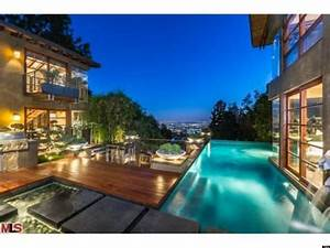 Calvin Harris 39 House Nestled In The Hollywood Hills