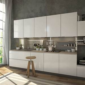 Wandverkleidung Küche Glas : braune glas nischenwand f r die k che online kaufen ~ Markanthonyermac.com Haus und Dekorationen