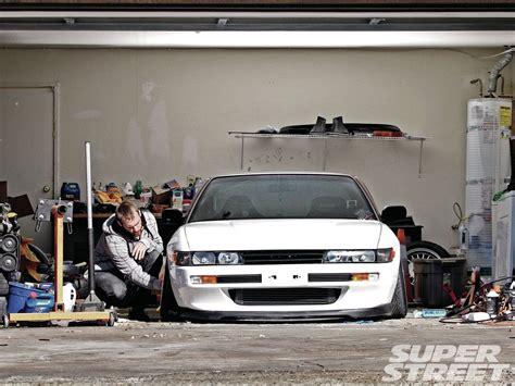 1991 Nissan 240sx  Garage Life  Super Street Magazine