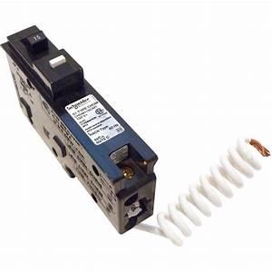 Single Pole 15 Amp Combination Arc Fault Pigtail Circuit