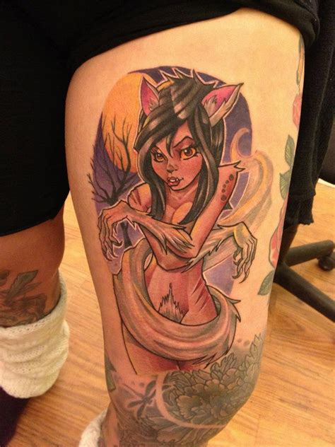 modern pin up the best pin up tattoos