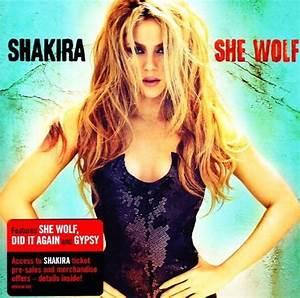 shakira waka waka CD Covers