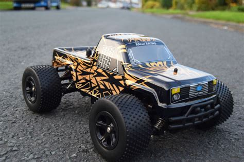 Monster Truck Quick Speed Pickup Radio Remote Control Car