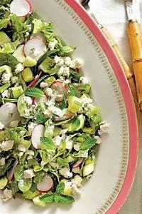 Idée Recette Saine : id e recette salade l g re pour le printemps et pour l 39 t ~ Nature-et-papiers.com Idées de Décoration