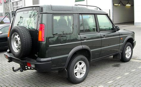 discovery land rover back file land rover discovery rear 20081201 jpg