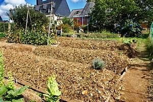 Permaculture Paillage En Couche NoPanic