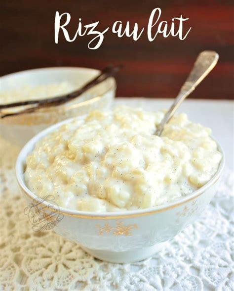 recette dessert avec gousse de vanille 17 meilleures id 233 es 224 propos de riz au lait sur postres reposteria et horchata
