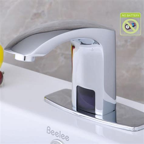contemporary bathroom sink tap  hydropower automatic sensor tp tp