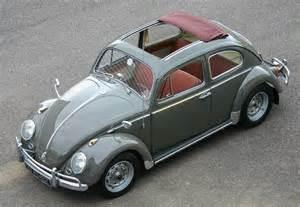 1962 VW Beetle Ragtop