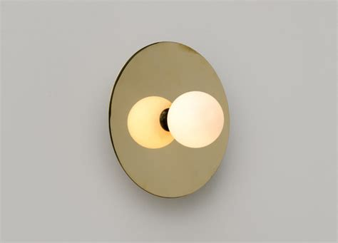 disc and sphere wall l general lighting from atelier