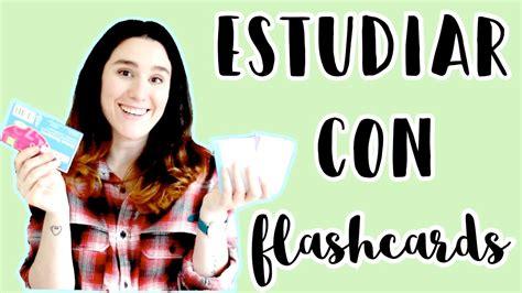 Estudiar Con Flashcards  Christine Hug Youtube