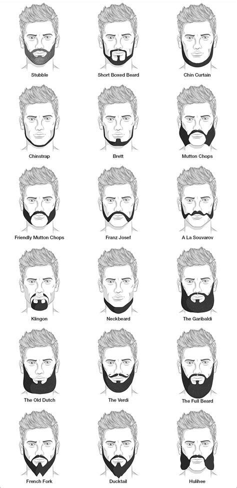 beard styles men long short facial hair mister shaver
