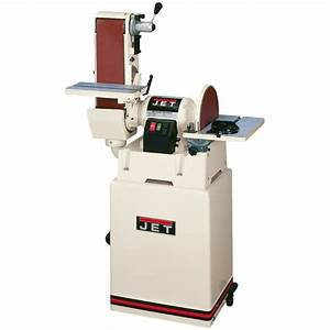 Sander Table Und Home : jet 6 x 48 belt and 12 disc sander combo w closed ~ Sanjose-hotels-ca.com Haus und Dekorationen