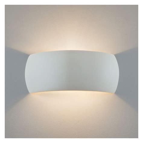 milo ii white plaster wall light buy now at habitat uk