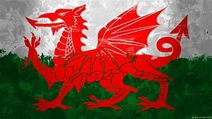 Winter Themed Backgrounds Welsh Flag Wallpaper Wallpapersafari