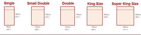 33829 size bed dimensions in bed sizes how big is a size bed in cm how big is a