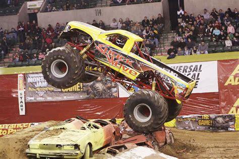 monster jam 2014 trucks interview with new jersey native bill braukmann driver of