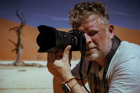 chemist turned professional photographer  closer