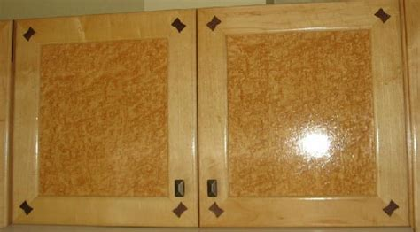 birdseye maple kitchen cabinets bird s eye maple cabinets with walnut joinery accents 4640