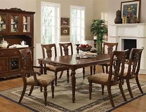 Cherry Wood Dining Set