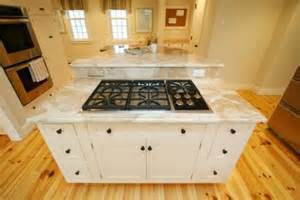 kitchen islands with stove massachusetts kitchen island ideas