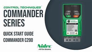 Commander C200 Quick Start Guide