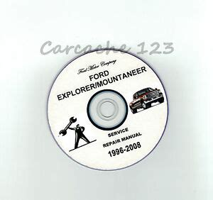 complete dvd service manual repair workshop ford lincoln