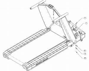 Nautilus Model T912 Treadmill Genuine Parts