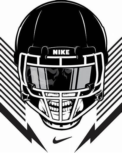Nike Football American Opening Outline Mexico State