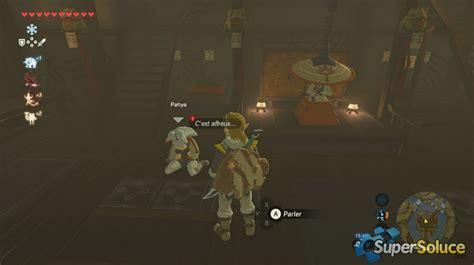 Le Joyau Disparu  Soluce The Legend Of Zelda  Breath Of