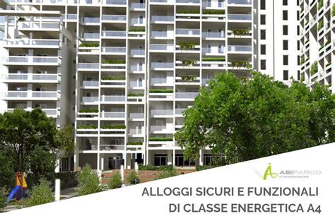 abiparco appartamenti  classe energetica