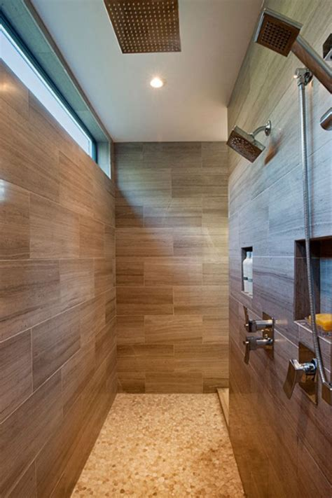 In Shower - pros and cons of a walk in shower exclusive