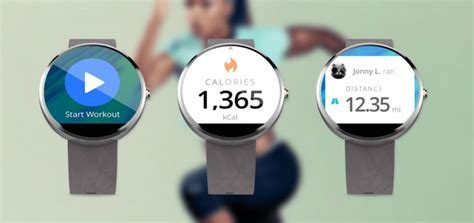 android wear fitness 10 best health and fitness apps for your android wear