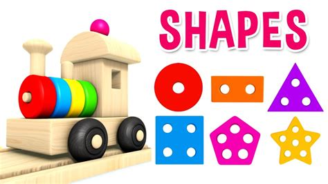 learn shapes with preschool learning shapes 968 | maxresdefault