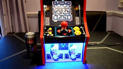 Mini Pac Arcade Cabinet Builders Kit by Mini Pac Arcade Machine Cabinet