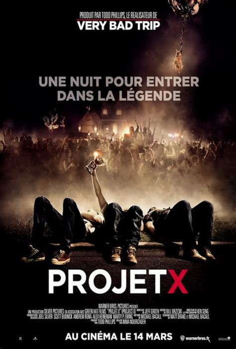 Projet X Streaming Complet Cpasmieux