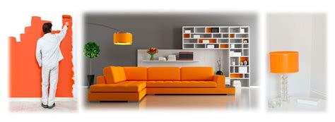Wandfarbe Orange Kombinieren by Wandfarbe Orange Kombinieren 60 Wandfarbe Ideen In Orange