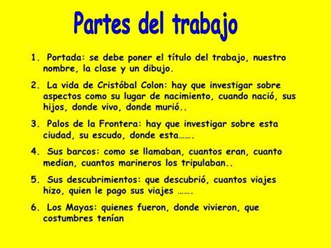 Cuantos Eran Los Barcos De Cristobal Colon by Trabajo De Cristobal Colon