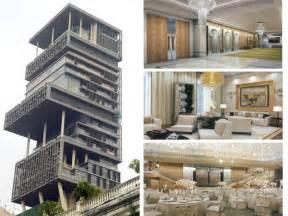 Mukesh Ambani Home Interior 5 Things You Didn 39 T About Antilla Lifestyle Idiva