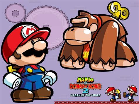 Mario Vs Donkey Kong Mario Wallpaper 5612148 Fanpop