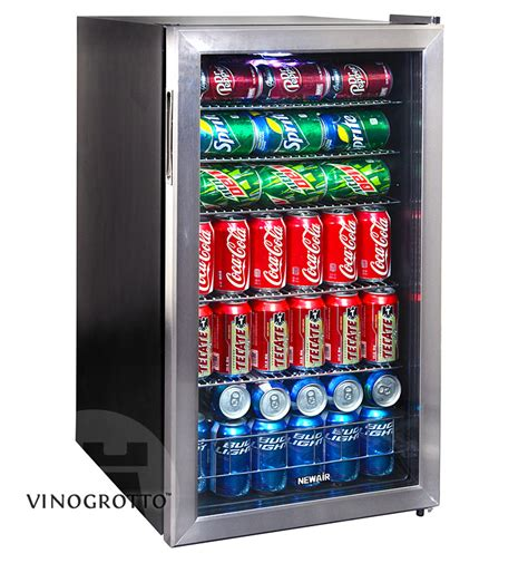 newair beer  beverage cooler  cans vinogrotto