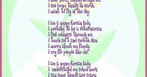 All Kinds Of Ideas And Formats For  U0026quot I Am U0026quot  Poems
